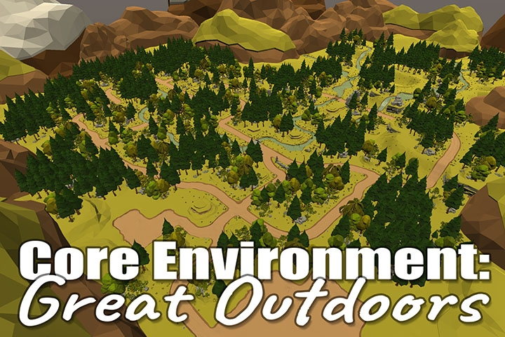 Core Environment: Great Outdoors